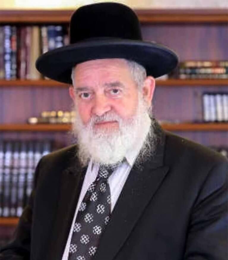 הרב יצחק כהן שליטא