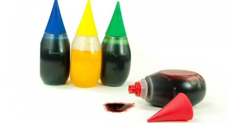 צבעי מאכל לא בריאים