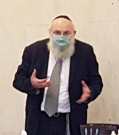 הרב יצחק הידלסהיים שליטא